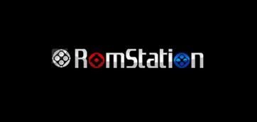 romstation logo