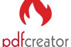 PDFCreator logo
