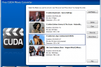 free cuda movie converter