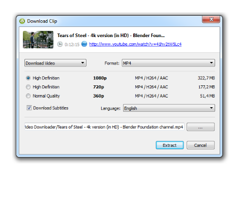 4K Video Downloader 3