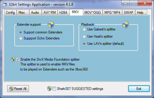 advanced codecs pack for windows 7 and 8