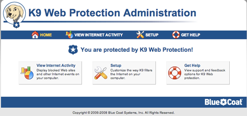 k9 web protection franais gratuit