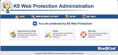 K9 Web Protection